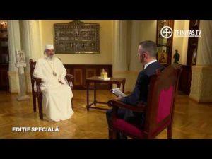 Interviu de excepție acordat Televiziunii Române de Preafericitul Părinte Daniel
