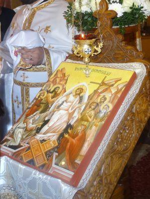 Ce simboluri cuprinde icoana Învierii Domnului – Anastasis?