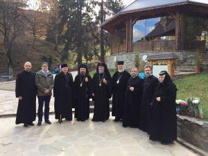 Mănăstirea Prislop: Întrunirea comisiei de canonizare a părintelui Arsenie Boca