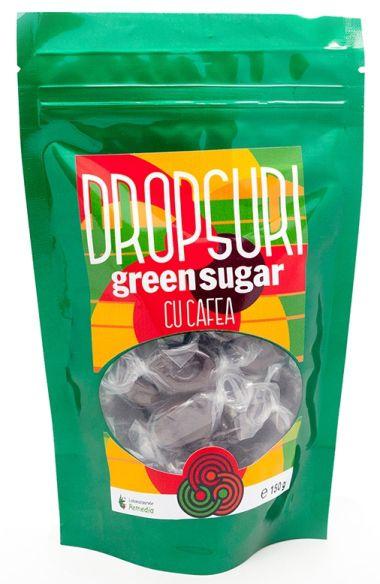 Dropsuri Green Sugar (Cafea)