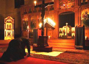 Rugăciunea Sfântului Efrem Sirul - toiag de nădejde în călătoria Postului Mare