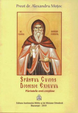 Importanța contribuției Sfântului Dionisie Exiguul la viața Bisericii