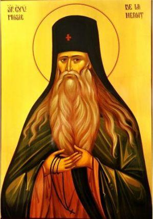 Viața Sfântului Paisie Velicikovski