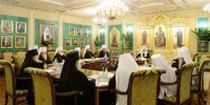 Poziția oficială a  Sfântului Sinod al Bisericii Ortodoxe Ruse cu privire la Sfântul și Marele Sinod al Bisericii Ortodoxe din Creta