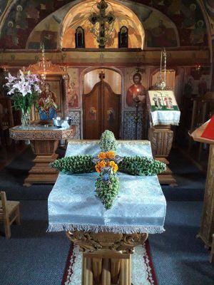 Rugăciunea Sfintei Cruci (rugăciune populară în versuri)