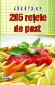 ¤ 205 reţete de post