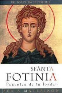 Sf. Fotinia - Pustnica de la Iordan
