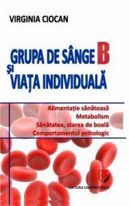¤ Grupa de sânge B și viața individuală
