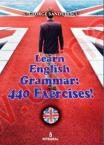 Learn English Grammar. 440 exercises!