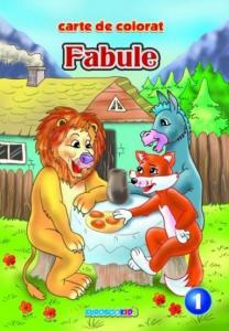 Fabule vol. 1 B5
