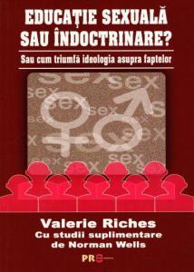 Educatie sexuala sau indoctrinare?