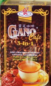 Cafea Ganoderma 3-in-1 (cutie 20 plicuri)