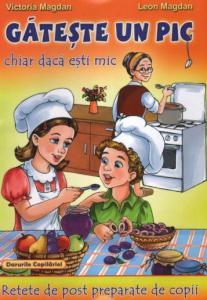 Gătește un pic chiar dacă ești mic