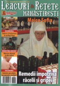 Leacuri şi reţete mănăstireşti. Nr. 19 (decembrie-februarie)