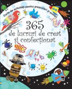 365 de lucruri de creat și confecționat