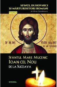 Sfântul Mare Mucenic Ioan cel Nou de la Suceava