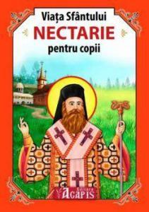 Viața Sfântului Nectarie pentru copii