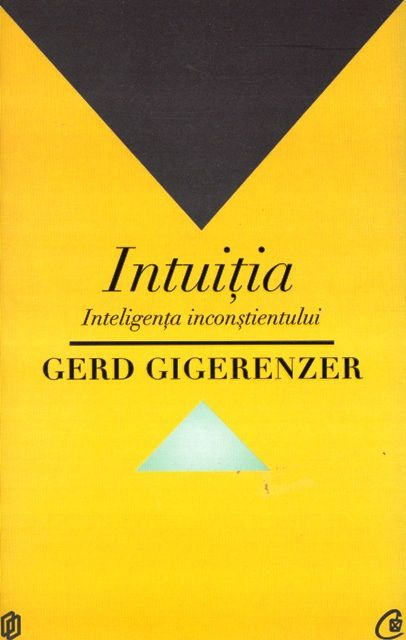 ¤ Intuitia - Inteligenta inconstientului